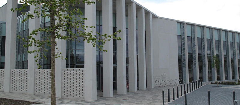 Inverness Justice Centre